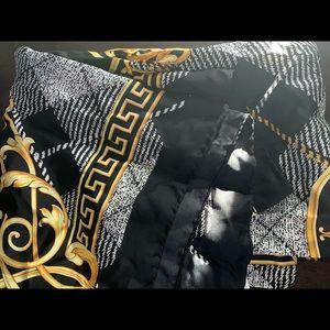 Versace Women silk scarf